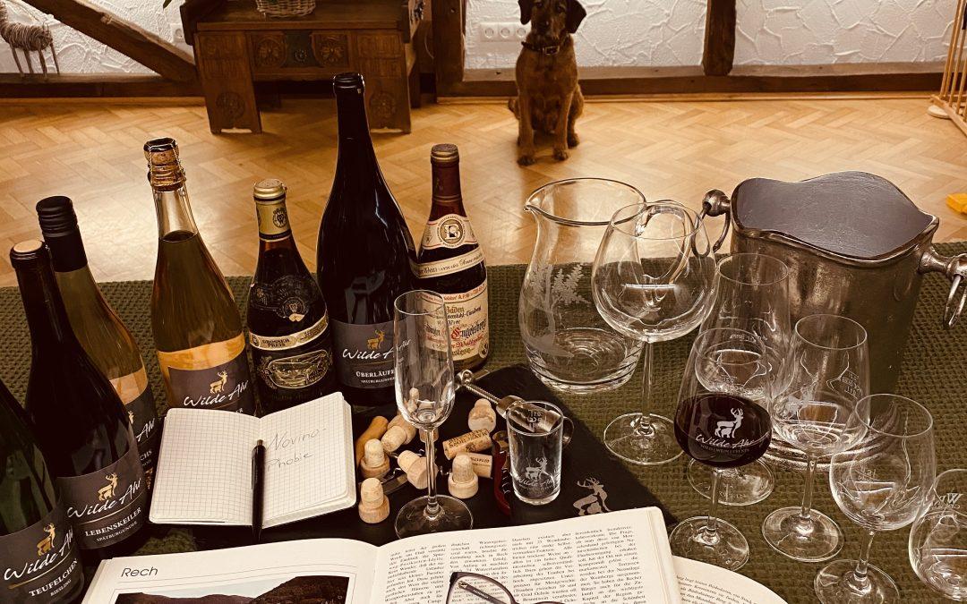 Probieren geht über Studieren: Weinwissen zum Klugscheißen
